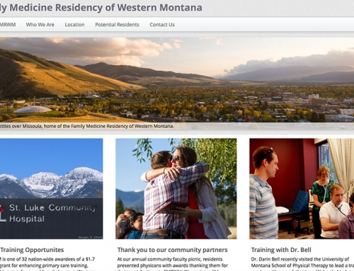 Montana Family Medicine Residency Program